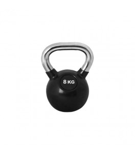 Kettlebell 8 kg Chrome Pro Workout