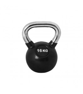 Kettlebell 16 kg Chrome Pro Workout