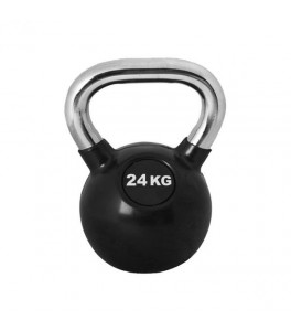 Kettlebell 24 kg Chrome Pro Workout