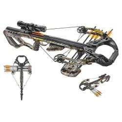 Ez Archery Guillotine X 400 Camo 185 Lbs Kruisboog