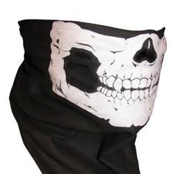 Skull mask / doodshoofd schedel masker
