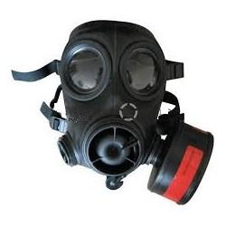 KL AMF12 Gasmasker NL Leger Gebruikt