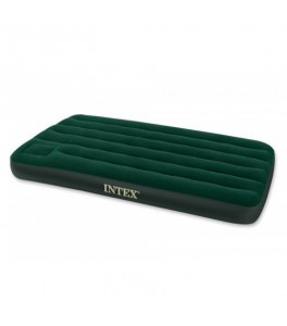 Intex Downy Bed Twin eenpersoons luchtbed