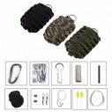 15 in 1 Survival Paracord Kit