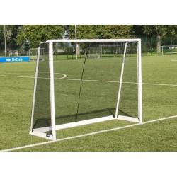 World Cup voetbaldoel met wand 225x175 cm