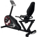 Christopeit Ligfiets recumbent RS-1 magnetic hometrainer
