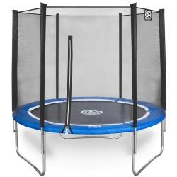 Mega Jump Line 305 cm trampoline met veiligheidsnet